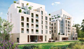 Photo du Résidence « Totem » programme immobilier neuf en Loi Pinel à Bordeaux