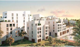 Résidence « Totem » programme immobilier neuf en Loi Pinel à Bordeaux n°2