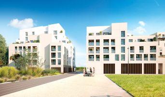 Résidence « Totem » programme immobilier neuf en Loi Pinel à Bordeaux n°3