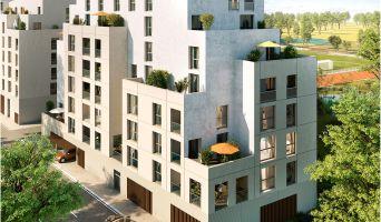 Résidence « Totem » programme immobilier neuf en Loi Pinel à Bordeaux n°4
