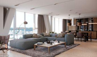 Résidence « Tour Silva » programme immobilier neuf en Loi Pinel à Bordeaux
