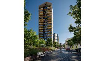 Bordeaux programme immobilier neuve « Tour Silva »  (2)