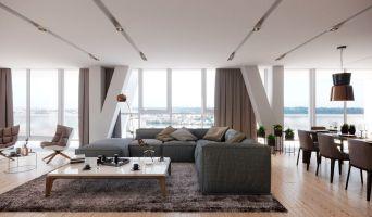 Bordeaux programme immobilier neuve « Tour Silva »  (5)