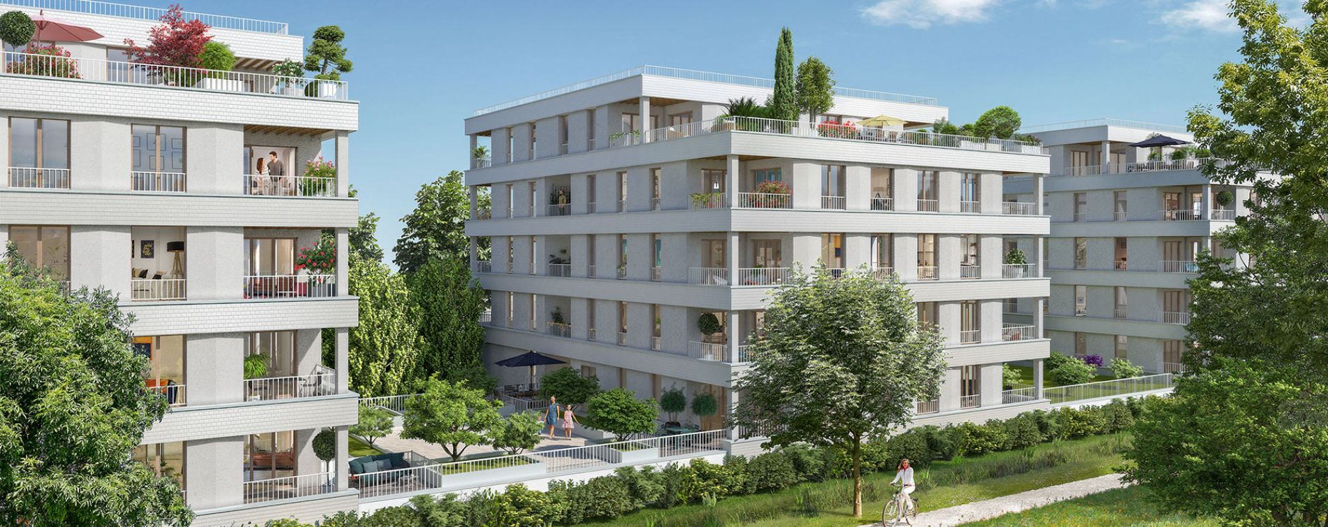 Bordeaux : programme immobilier neuve « Urb'In » en Loi Pinel