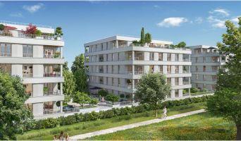 Bordeaux : programme immobilier neuf « Urb'In » en Loi Pinel