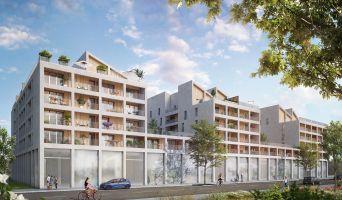 Bordeaux : programme immobilier neuf « Vert'uose » en Loi Pinel