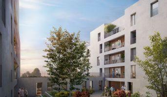 Bordeaux programme immobilier neuve « Vert'uose » en Loi Pinel  (2)