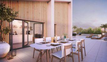 Bordeaux programme immobilier neuve « Vert'uose » en Loi Pinel  (3)