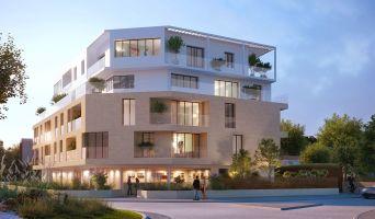 Résidence « Villa 105 » programme immobilier neuf en Loi Pinel à Bordeaux n°2