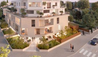 Résidence « Villa 105 » programme immobilier neuf en Loi Pinel à Bordeaux n°3