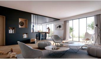 Résidence « Villa 105 » programme immobilier neuf en Loi Pinel à Bordeaux n°5