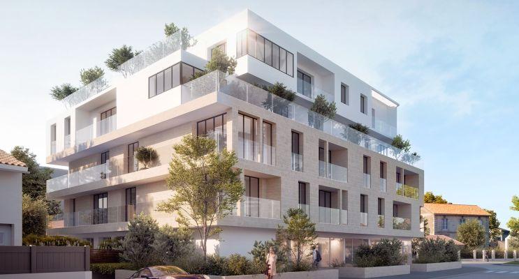 Photo du Résidence « Villa 105 » programme immobilier neuf en Loi Pinel à Bordeaux