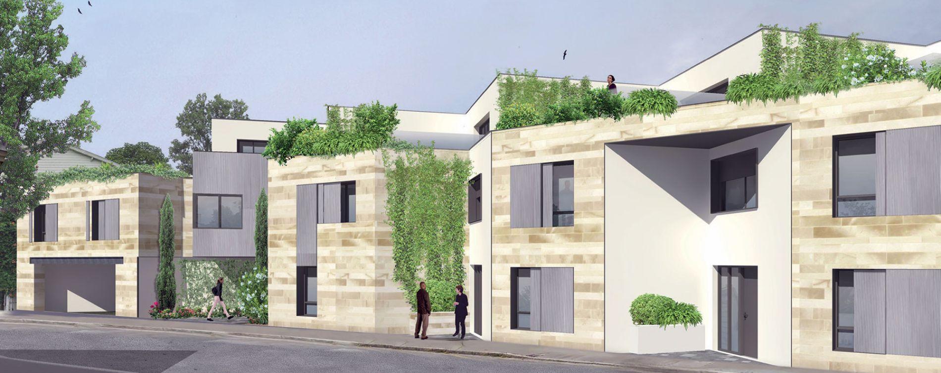 Résidence Villa Etchenique à Bordeaux