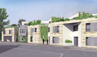 Résidence « Villa Etchenique » programme immobilier neuf en Loi Pinel à Bordeaux n°2