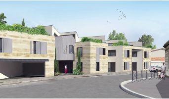 Résidence « Villa Etchenique » programme immobilier neuf en Loi Pinel à Bordeaux n°3
