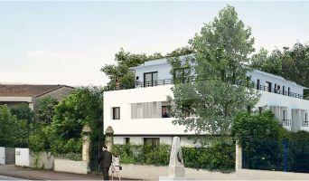 Photo n°2 du Résidence « Villa Hortense » programme immobilier neuf en Loi Pinel à Bordeaux