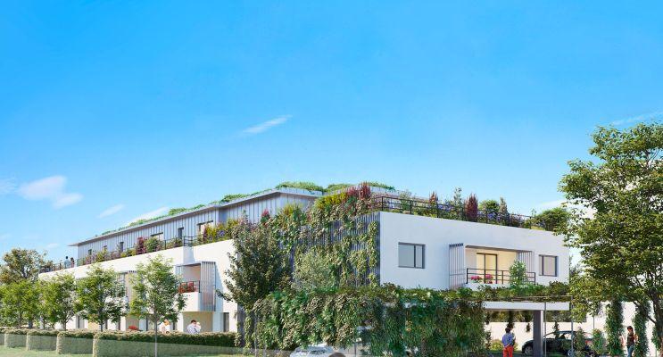 Photo du Résidence « Villa Hortense » programme immobilier neuf en Loi Pinel à Bordeaux