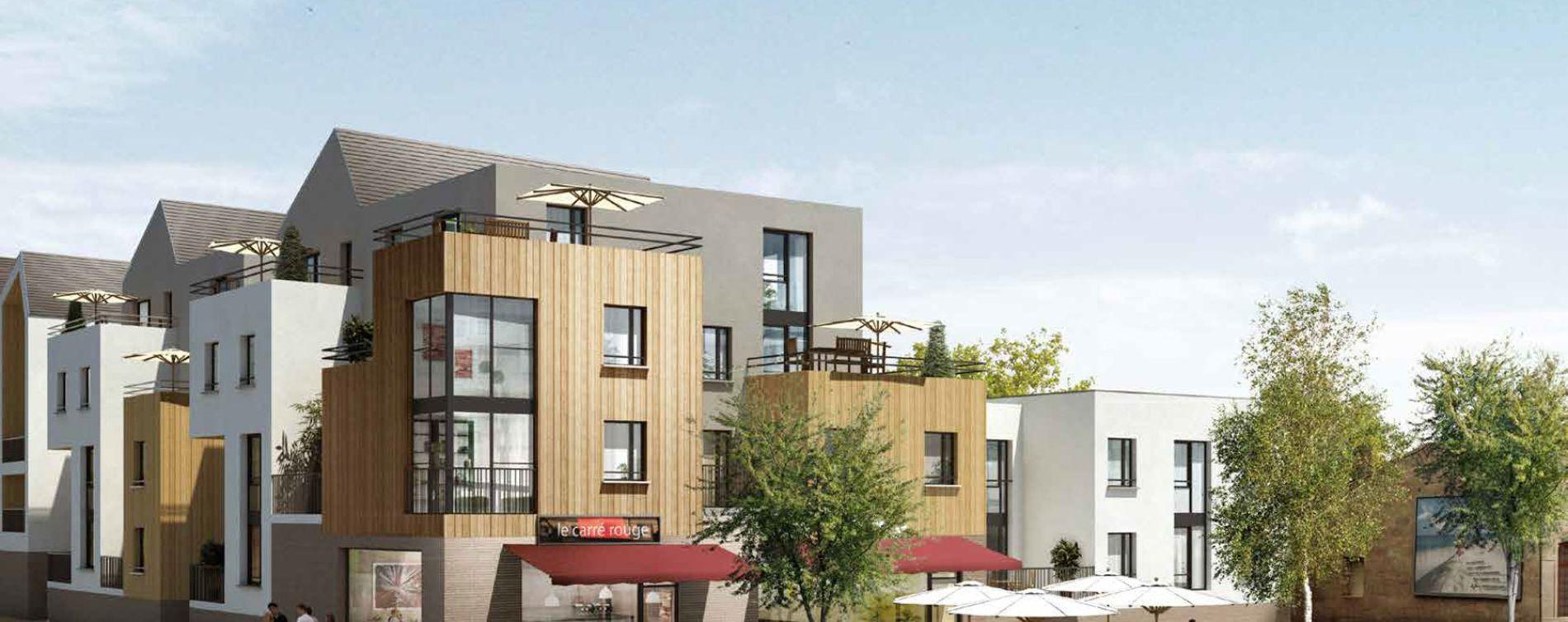 Bordeaux : programme immobilier neuve « Villapollonia Bordeaux » (2)