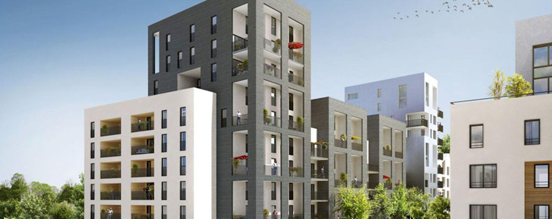 Bordeaux : programme immobilier neuve « Villapollonia Bordeaux » (3)