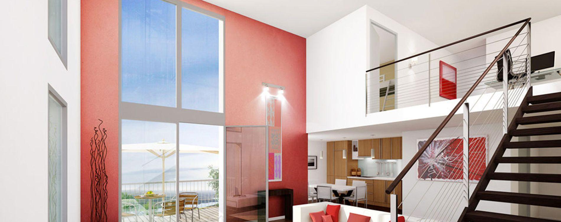 Bordeaux : programme immobilier neuve « Villapollonia Bordeaux » (5)