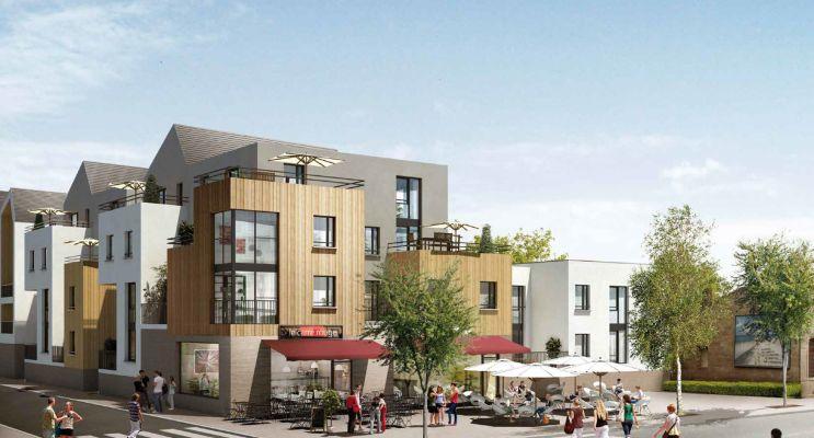 Photo n°2 du Résidence « Villapollonia Bordeaux » programme immobilier neuf en Loi Pinel à Bordeaux
