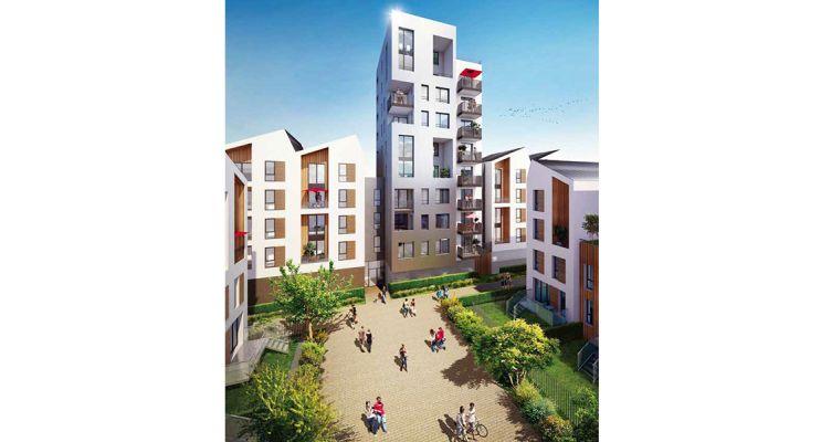 Photo n°4 du Résidence « Villapollonia Bordeaux » programme immobilier neuf en Loi Pinel à Bordeaux