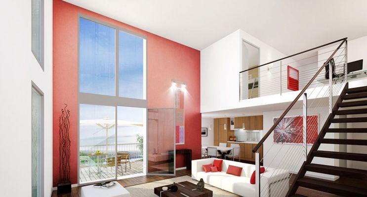 Photo n°5 du Résidence « Villapollonia Bordeaux » programme immobilier neuf en Loi Pinel à Bordeaux