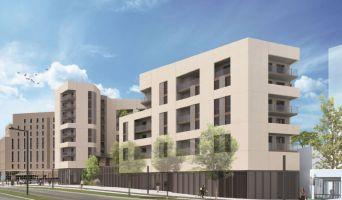 Bordeaux programme immobilier neuve « Vizion » en Loi Pinel