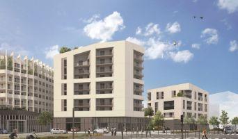 Bordeaux programme immobilier neuve « Vizion » en Loi Pinel  (2)