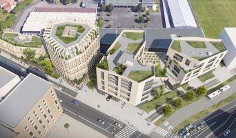 Bordeaux programme immobilier neuve « Vizion » en Loi Pinel  (3)