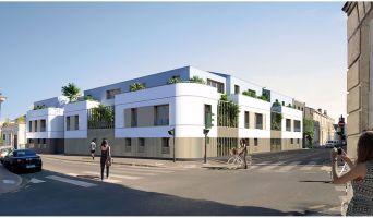 Photo du Résidence « Wilson » programme immobilier neuf en Loi Pinel à Bordeaux