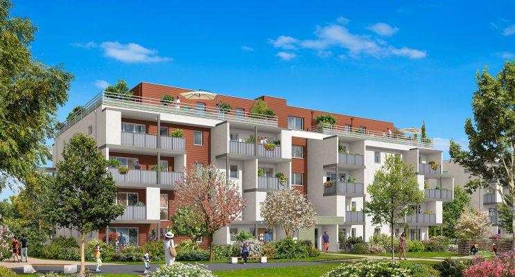 Résidence « Clos Des Graves » programme immobilier neuf en Loi Pinel à Bruges n°1