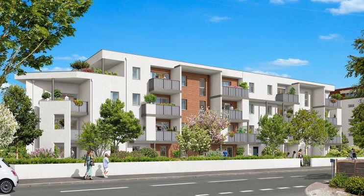 Résidence « Clos Des Graves » programme immobilier neuf en Loi Pinel à Bruges n°2
