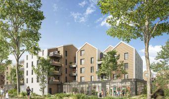 Bruges programme immobilier neuf « Hévéa