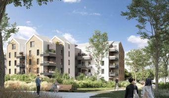 Bruges programme immobilier neuve « Hévéa » en Loi Pinel  (2)