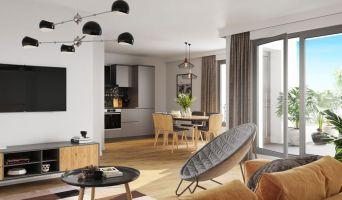 Bruges programme immobilier neuve « Hévéa » en Loi Pinel  (4)