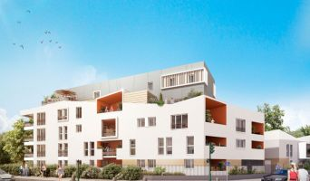 Résidence « Hikari » programme immobilier neuf en Loi Pinel à Bruges