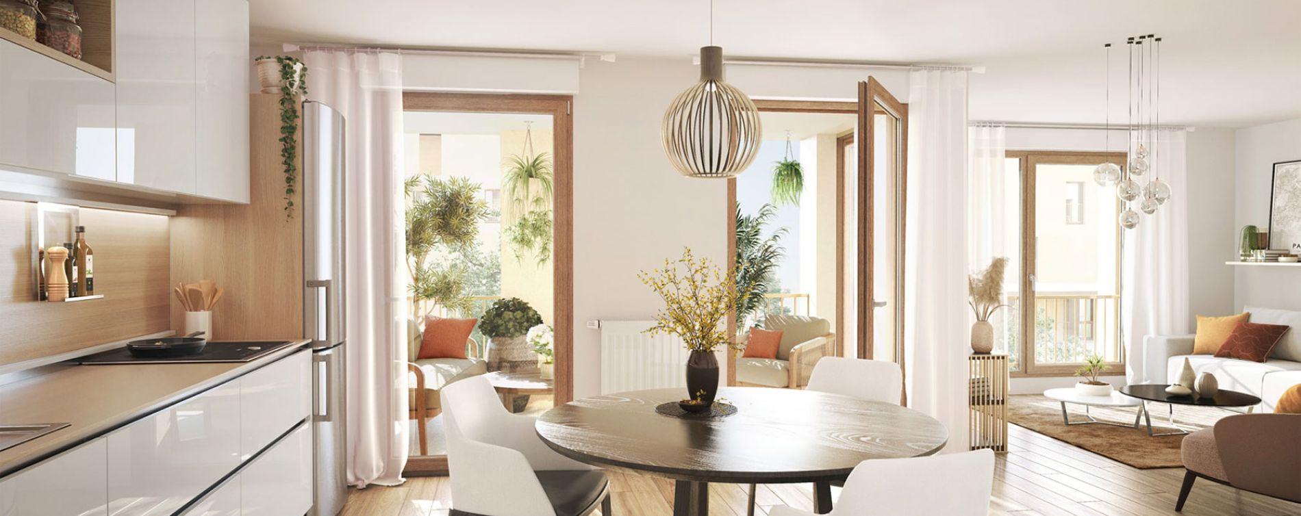 Bruges : programme immobilier neuve « Le Petit Bruges - Caïssa » en Loi Pinel (3)
