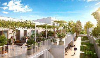 Photo du Résidence « Oxygène - Terra » programme immobilier neuf en Loi Pinel à Bruges