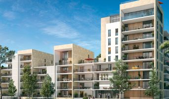 Résidence « Riva » programme immobilier neuf en Loi Pinel à Bruges n°1