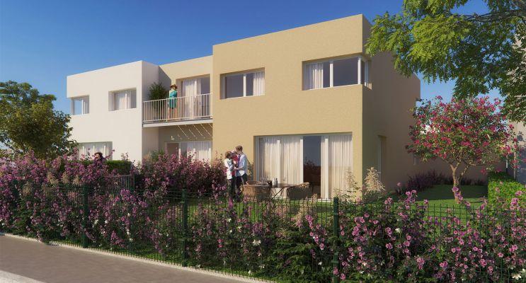 Résidence « Villas Lartigue » programme immobilier neuf en Loi Pinel à Bruges n°1