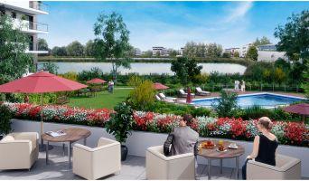 Photo n°2 du Résidence « Vivalys » programme immobilier neuf en Loi Pinel à Bruges