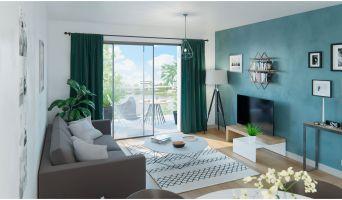 Photo n°4 du Résidence « Vivalys » programme immobilier neuf en Loi Pinel à Bruges