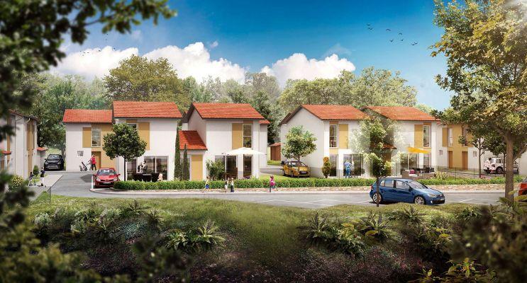 Photo du Résidence « Verd´ea » programme immobilier neuf à Cambes