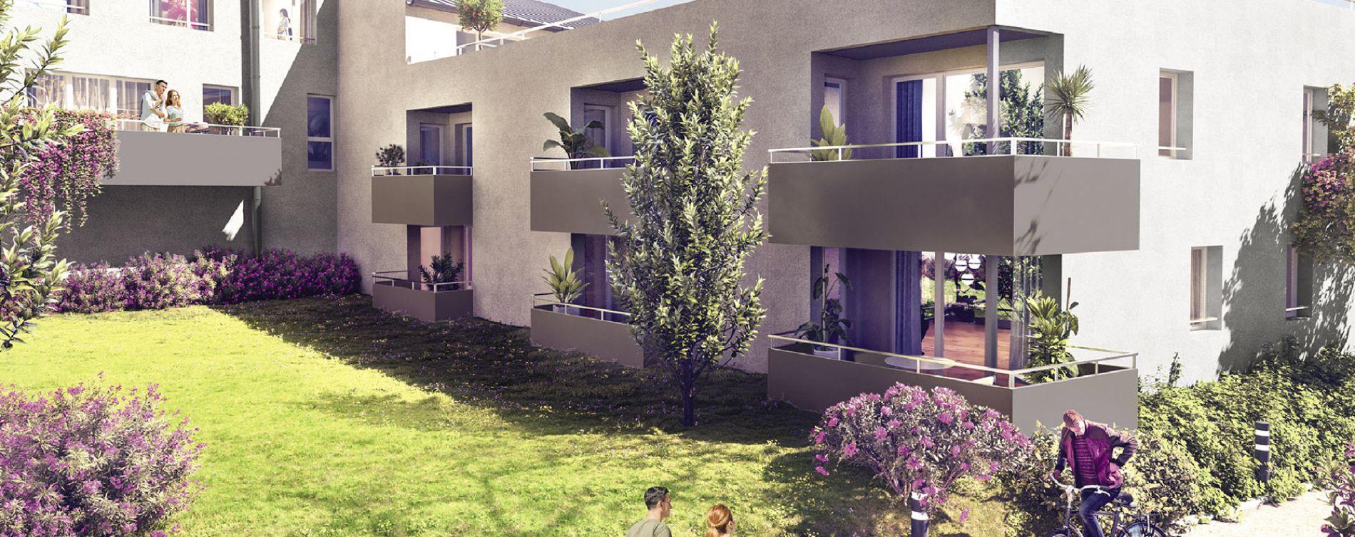 Carbon-Blanc : programme immobilier neuve « Trinéo » en Loi Pinel (2)