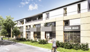 Carbon-Blanc : programme immobilier neuf « Trinéo » en Loi Pinel