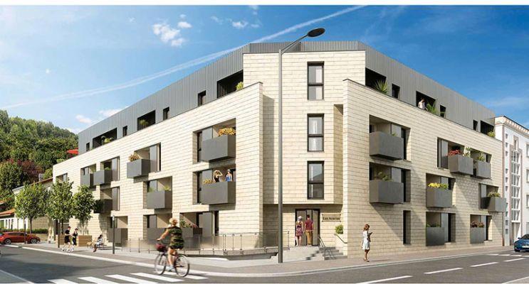 Résidence « Acacias » programme immobilier neuf en Loi Pinel à Cenon n°1