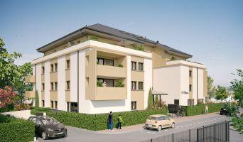 Photo du Résidence « Corner » programme immobilier neuf en Loi Pinel à Cenon