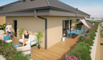 Photo n°3 du Résidence « Corner » programme immobilier neuf en Loi Pinel à Cenon