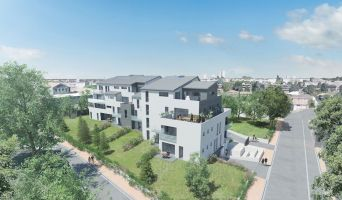 Photo du Résidence « Le Cavaillès » programme immobilier neuf en Loi Pinel à Cenon